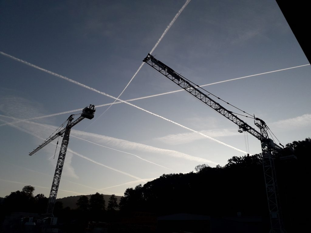 maintenance de grues rhone-alpes